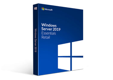 16 Core Microsoft Windows Server 2019 Standard OEM License / DVD Retail Box 32 Bit 64 Bit